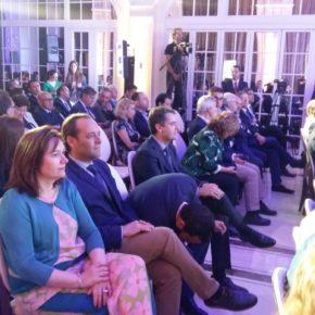 Cassá asiste a la presentación de la marca 'Málaga Ciudad de Museos'