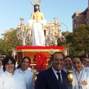Viernes de Dolores dedicado a los barrios de la ciudad