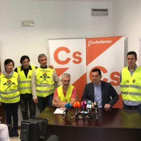 Ciudadanos propone dejar en manos del Servicio Andaluz de Relaciones Laborales el desbloqueo de la huelga de Bomberos