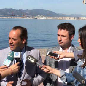 Cs presenta una enmienda a los PGE para elevar la inversión en los Baños del Carmen hasta los 800.000 euros