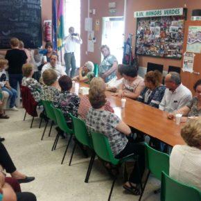 Cassá responde a las preguntas de los vecinos de Mangas Verdes