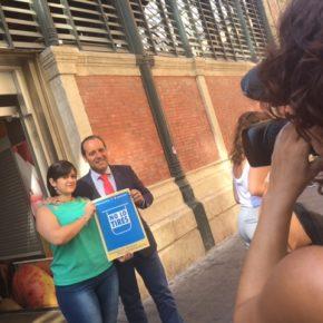 Cs propone una campaña para acabar con las 100.000 toneladas de alimentos que acaban en la basura al año en Málaga