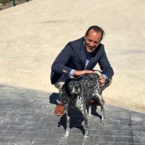 Más apoyo a la Protectora de Animales de Málaga por el empeño de Ciudadanos