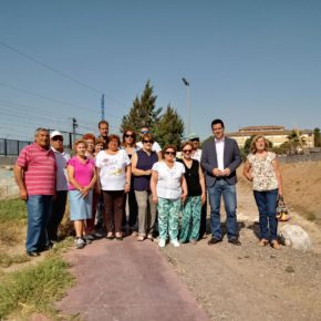Ciudadanos reclama soluciones a los problemas de inundabilidad de El Tarajal