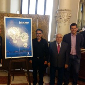 Presentación del cartel de la Feria de Málaga 2017
