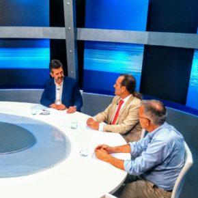 Cassá vuelve a defender la privatización de Limasa en 'El Debate' de Ondaluz TV