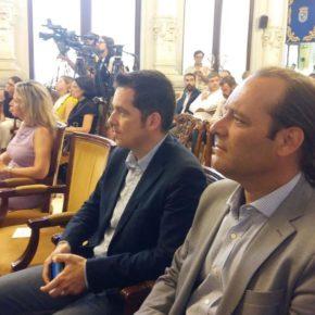 Entrega de los Premios Andalucía Diversidad LGBT
