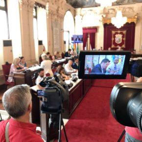 El pleno aprueba reorganizar y agilizar las licencias de Urbanismo a propuesta de Cs