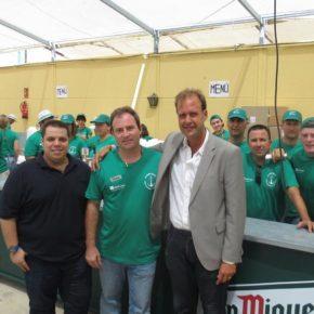 Ciudadanos asiste a la verbena del Submarino de la Esperanza