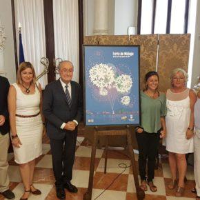 Carballo asiste a la presentación de la pregonera de la Feria de Málaga, La Mari de Chambao