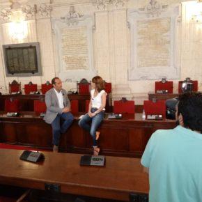 Cassá hace balance de dos años de #PolíticaÚtilCs en Málaga en Onda Azul TV