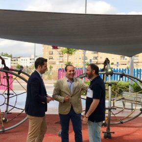 Cs quiere 'exportar' a otras zonas de la ciudad proyectos de sombra como los de los parques de La Alegría y Del Cine