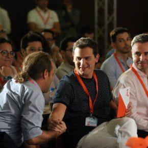Cassá, en el Comité Autonómico de Andalucía de Ciudadanos
