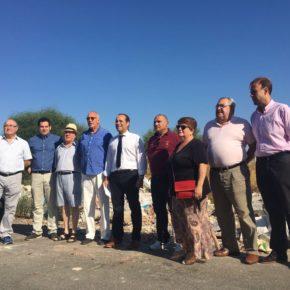 Cassá llama a abrir un proceso de negociación para desbloquear el proyecto de una gran zona verde en Repsol