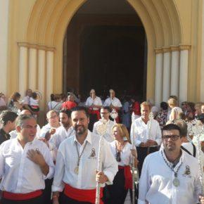 Cs acompaña a las procesiones del Carmen de Submarinistas, Huelin y el Perchel