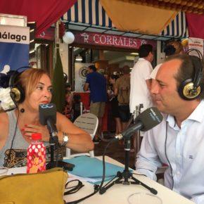 Cassá destaca la apuesta por la música en directo con artistas locales en la Feria de Málaga