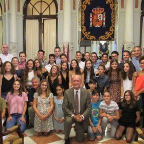 Ciudadanos asiste al reconocimiento a la Joven Orquesta Provincial de Málaga