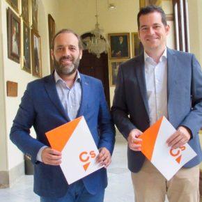 Cs pedirá en pleno auditar la gestión del CAC Málaga antes de que finalice el contrato