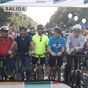 Cassá participa en el XV Día de la Bicicleta