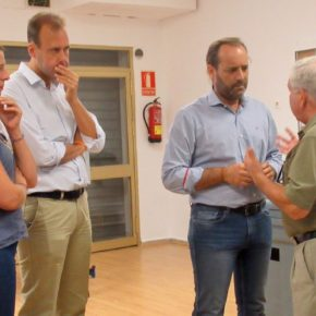 Cs Málaga pide estudiar fórmulas para garantizar una red de 'supermercados sociales' todo el año