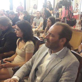 Cassá asiste a la presentación del Málaga Festival Fund & Coproduction Event (MAFF)