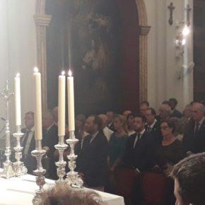 Cassá asiste a la festividad de la Reina de los Cielos en San Julián