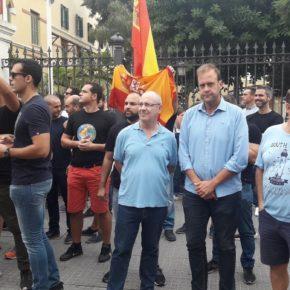 Cs Málaga, por la equiparación salarial de la Guardia Civil y Policía Nacional