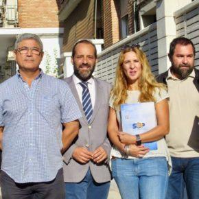 Ciudadanos muestra su apoyo a la Guardia Civil y Policía Nacional y pide que tengan una calle en Málaga