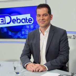 """Carballo en 101TV: """"En Cataluña han dado un golpe a la democracia, dialogar... ¿con quién y el qué?"""""""