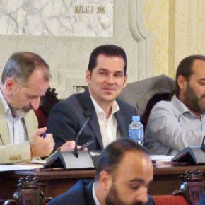 Aprobada la moción de Cs Málaga para que la gestión de La Invisible salga a concurso