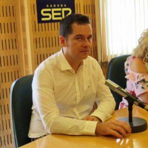 """Carballo, en la SER: """"Málaga tiene aún mucho trabajo que hacer en accesibilidad"""""""