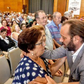 Cassá participa en el acto por el Día de las Personas Mayores