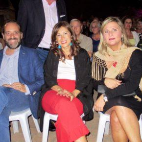Cassá asiste a la gala del XV Aniversario de Zegrí