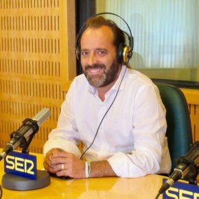 """Cassá defiende en la SER la privatización de Limasa: """"Una gestión pública nos obligaría a recortar inversiones"""""""