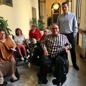 Málaga actualizará la Ordenanza de Accesibilidad a propuesta de Ciudadanos