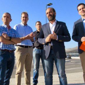 Ciudadanos pide a la Junta que escoja el trámite ambiental abreviado para acortar plazos para el hotel del Puerto