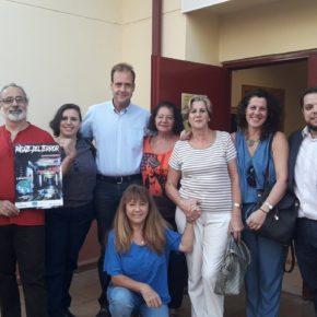 Ciudadanos Málaga se reúne con la asociación 'La Sonrisa de un Niño'