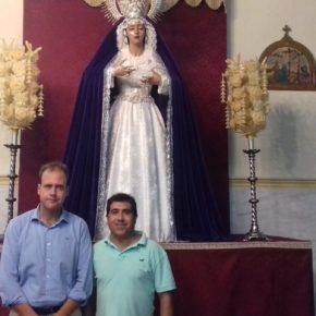 Cs Málaga visita a los hermanos de Salud y Esperanza y acude a los Premios Victoria