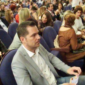 Carballo asiste a la gala de los 25 años con las personas de Arrabal
