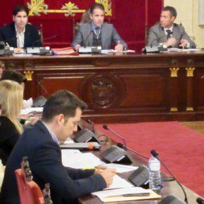 Aprobada la moción para impulsar un plan de apoyo a comerciantes de Perchel afectados por las obras del metro