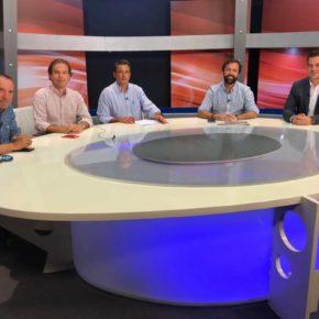 Carballo presume de orgullo malaguista en la Grada de Ondaluz TV