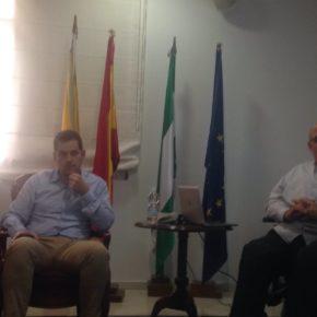 Carballo acude a la Mesa Redonda sobre Accesibilidad en Málaga