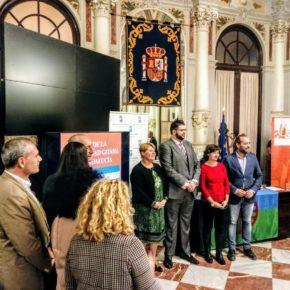 Cassá asiste a los actos del Día de los Gitanos en Andalucía