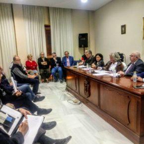Cassá asiste a la reunión con la Federación de Peñas para avanzar en el uso permanente del Cortijo de Torres