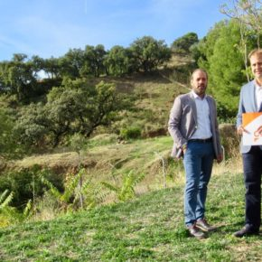 Cs pide a la Junta que recupere el proyecto de Cinturón Verde para prevenir inundaciones y repoblar montes