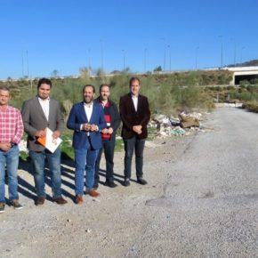 Ciudadanos exige un paso peatonal para sortear la segunda ronda en Puerto de la Torre