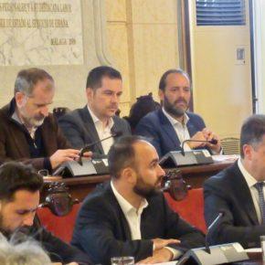 Ciudadanos, comprometidos con la Málaga real de los distritos