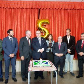 Cs Málaga, en el quinto aniversario de la Asociación Victoriana Capuchinos