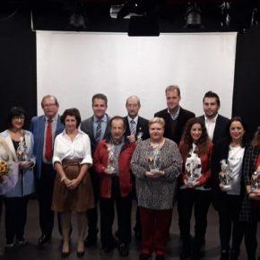 Cs Málaga, en la entrega de premios al Banco de Alimentos de Ciudad Jardín