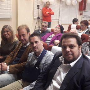 Cs Málaga asiste al aniversario de la AAVV La Unidad